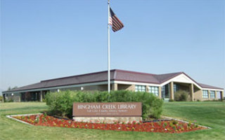 Bingham Creek Branch Library Picture