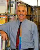 Library Director Jim Cooper picture