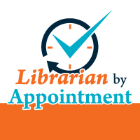 Librarian by Appointment Logo