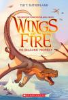 The Dragonet Prophecy cover