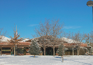 Taylorsville Library Picture
