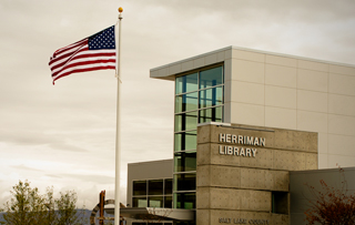 Herriman Library Picture