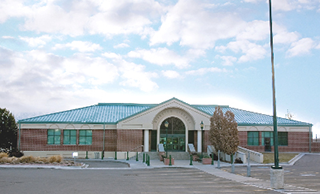 Riverton Library Picture
