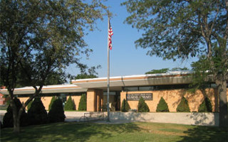 Kearns Library Picture