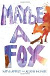 Maybe a Fox cover