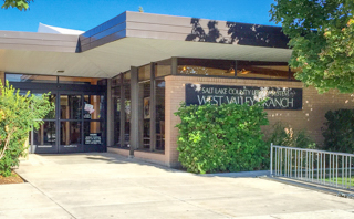 West Vallley Library Picture
