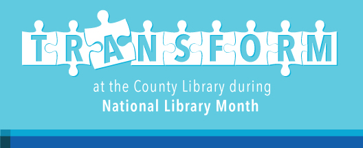 National Library Month
