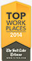 Top Work Places Logo