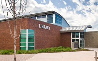 South Jordan Library Picture